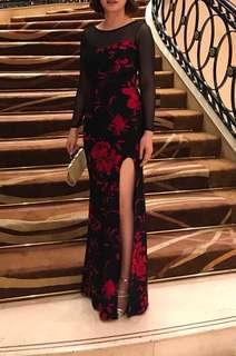 Elegant Long Dress/Gown