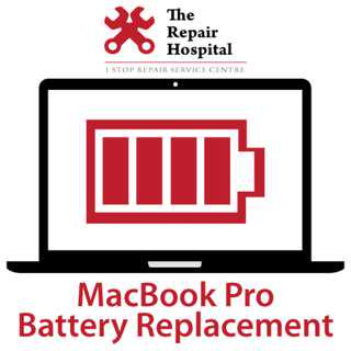 MacBook Pro Battery Replacement 60 Min Express Replacement