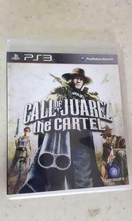 PS3 Games Juan Cartel