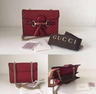 AUTHENTIC GUCCI EMILY SMALL