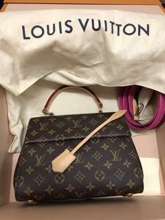 BEST PRICE! AUTHENTIC LV CLUNNY BB
