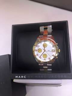 Marc Jacobs Stainless Watch