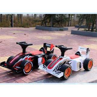 F1 Racer RS-R Ride On Twisting Toy Car