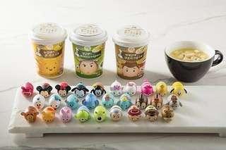 🇰🇷韓國直送🇰🇷TsumTsum杯裝濃湯 內附公仔一隻 Tsum迷必備✨忌廉湯 磨菇湯 芝士粟米湯