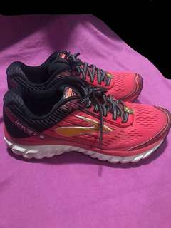 Top-rated running shoes - Brooks Ghost 9