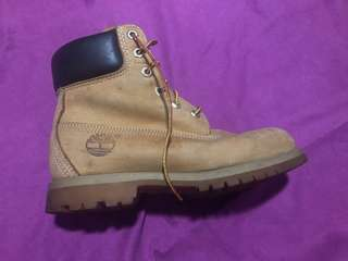 Timberland 6-inch waterproof boots