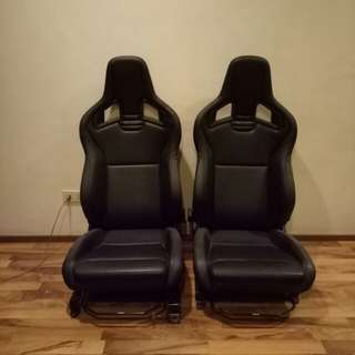 Recaro Cross Sportster CS all leather