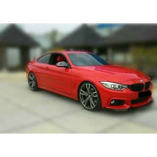 BMW F32 435i 3.0 (A) M-Sport Coupe