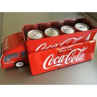 🚚 頂好聖誕貨車包裝可口可樂Coca Cola