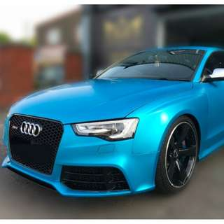 Audi A5 RS5 Conversion (A) Quattro