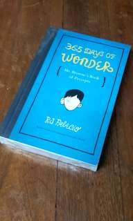 Book Sale! 365 Days of Wonder