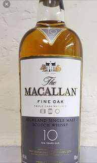 Macallan 10 discontinued