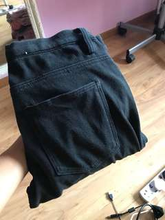 Uniqlo jegging pants black