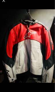 Alpinestars Riding Jacket (Leather)