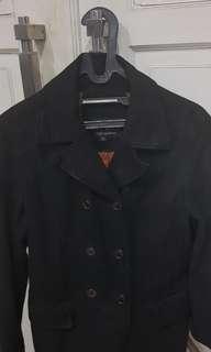 opArt winter jacket cewek