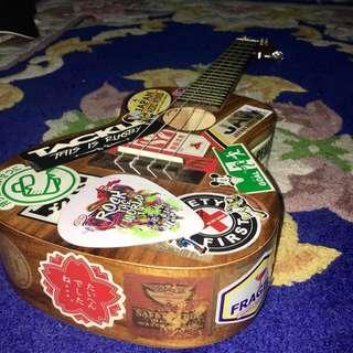 Ukulele (Seven Tone Tenor)