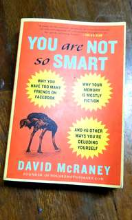 Book Sale! You are Not so Smart