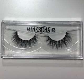 Mink 3D False Eyelashes NEW