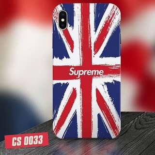 Case Custom Premium Exclusive Supreme