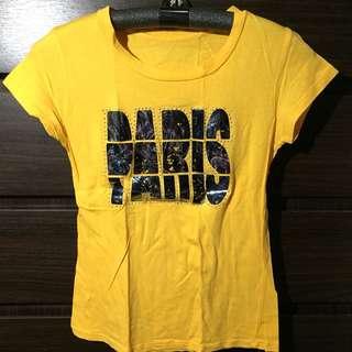 Paris tshirt