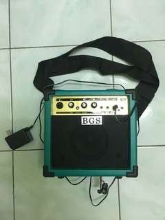 Amplifier 8watt