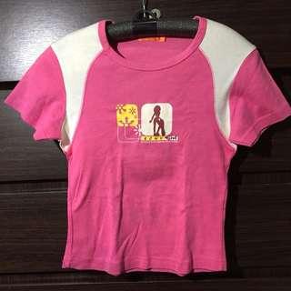 BCNY Pink shirt