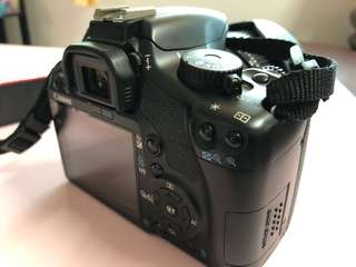 Canon EOS 450D (All In)