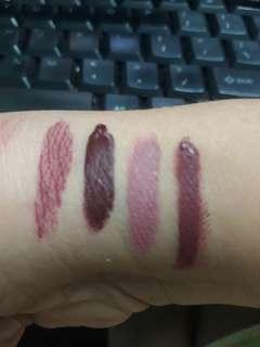 Colourpop ultra matte lip bundle of 3