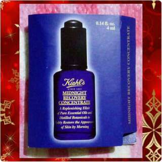 [KIEHL'S SINCE 1851] Midnight Recovery Concentrate