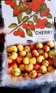 華盛頓櫻桃&白櫻桃