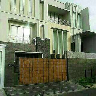 Rumah tinggal 3lt full furnish