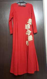 Dreemika Red Dress