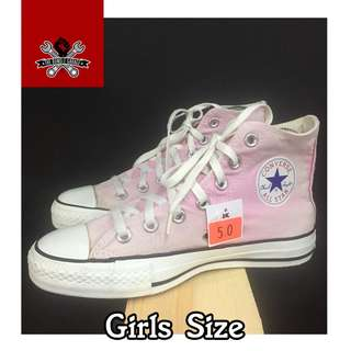 Converse High Cut For Girls