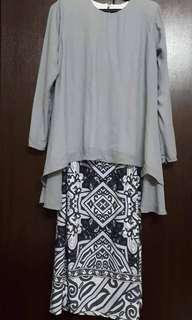 Baju Kurung Wanzar