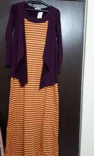 Dress Pregnant + Nursing new with tag