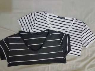 Striped Bundle Shirts