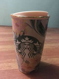 Starbucks Ban-do Ceramic Mug