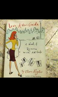 Love: A Users Guide by Clare Naylor