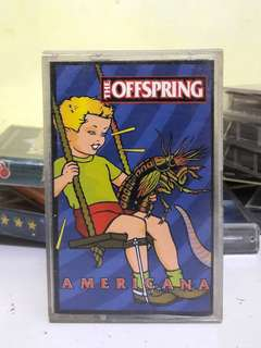 Kaset THE OFFSPRING