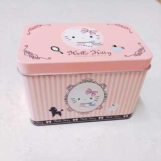 Hello Kitty 音樂鐵盒