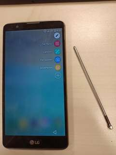 Hp second LG Stylus 2