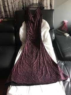 Sparkly Melanie Dress (New)
