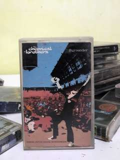 Kaset THE CHEMICAL BROTHERS