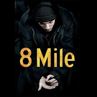 [Rent-A-Movie] 8 MILE (2002)