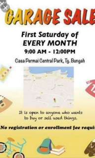 Casa permai garage sale 7 jul