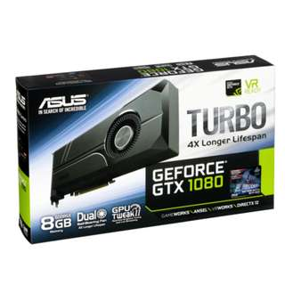 ASUS GTX 1080 TURBO 8GB (BNIB)