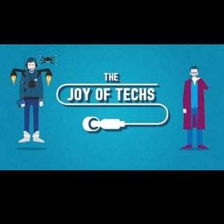[Rent-TV-SERIES] THE JOY OF TECH SEASON 1 (2017)