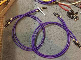 Van rca cable 1m