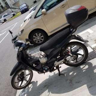 Honda wave 125 r