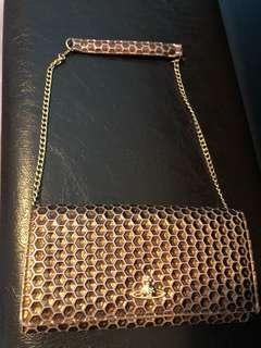 Vivienne Westwood honey comb purse
